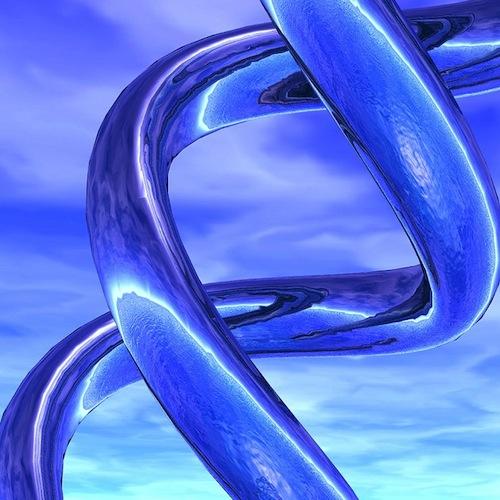 double-helix